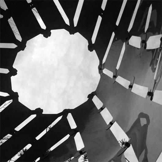 Steel Dome Pavilion   پاویون تحقیقاتی گنبد فولادی
